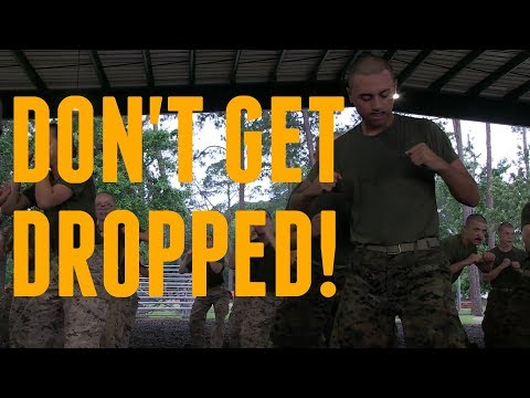 How Recruits Get Dropped in Marine Bootcamp
