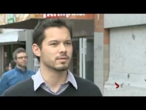 To Catch a Bike Thief on GlobalTV News