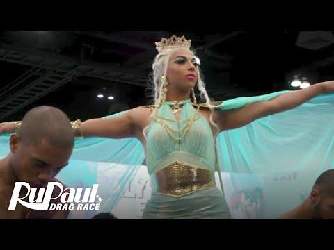 Shangela: Mother of DragCons, the Unclockable | RuPaul's DragCon LA 2018