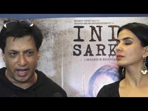 Indu Sarkar Song Launch