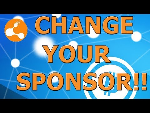 How To Change Your Bitconnect Sponsor 2018