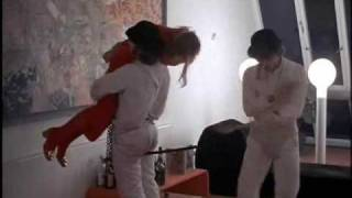 A Clockwork Orange - Break-in Scene (Warning: Graphic)