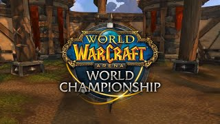 BFA ARENA NA CUP #4! AWC WOW BFA SPRING CHAMPIONSHIP! The