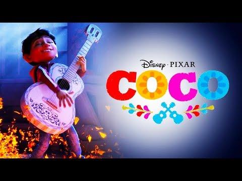 Coco Storybook - Disney Pixar film - Audio Read Aloud for Kids bedtime