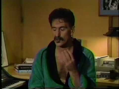 At Home With Frank Zappa, 1989 (CBS This Morning)