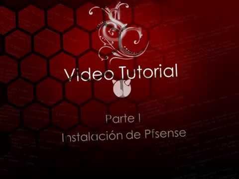 Video Tutorial instalacion Pfsense y Squid