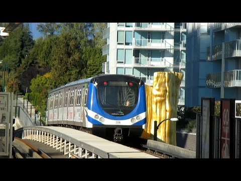 Exploring the Canada Line - Vancouver, Richmond and YVR Airport