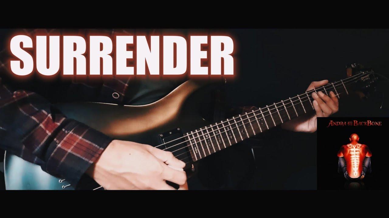 Download SURRENDER - Andra And The Backbone (Full Guitar Cover)   Andra Ramadhan MP3 Gratis