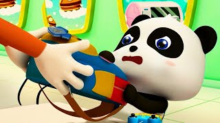Panda Kiki Can