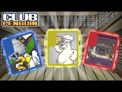 Club Penguin: Rarest Card Jitsu Cards