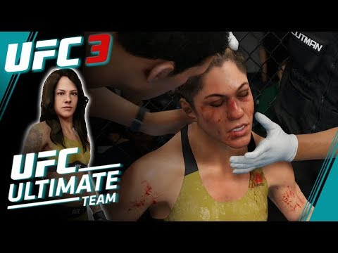 UFC 3 Ultimate Team Series Part 3 -  Lima v Correia - EA Sports UFC 3 Ultimate Team Gameplay