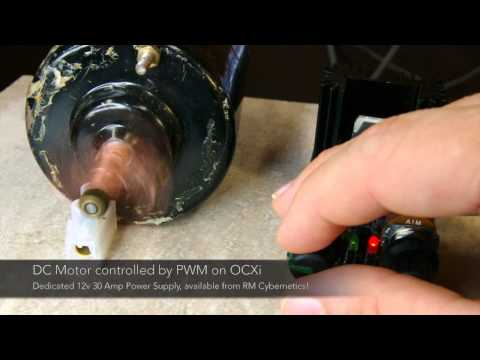 Power Pulse Modulator PWM-OCXi v2 Intro