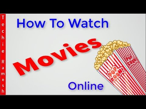 Top 8 Best Websites To Watch Movies Online Free Without Signing up 2018