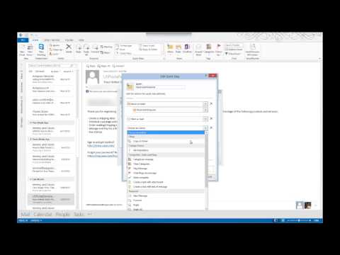 How to Use One Button to Move Emails Instantly in Microsoft Outlook