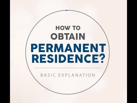 How To Obtain U.S. Permanent Residence -