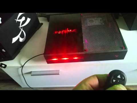 Xbox One Custom Console Mod Diablo3 v2