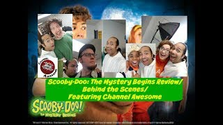Download Scooby Doo: The Mystery Begins Review | Behind the Scenes | Featuring Channel Awesome Video