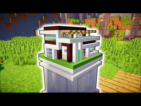 WORLD'S SMALLEST MINECRAFT REDSTONE HOUSE!