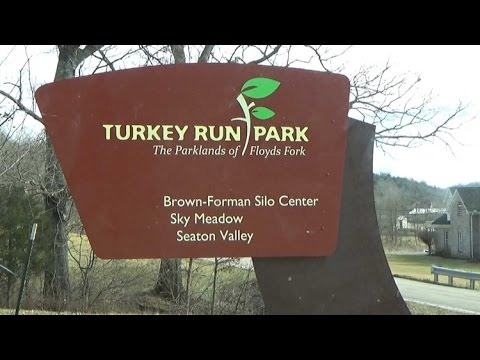 Climbing a Silo, and Exploring the Trails || Turkey Run Park