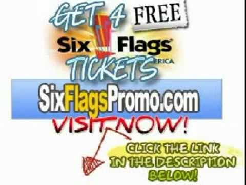 How Much Are Six Flags Tickets Free Six Flags Tickets