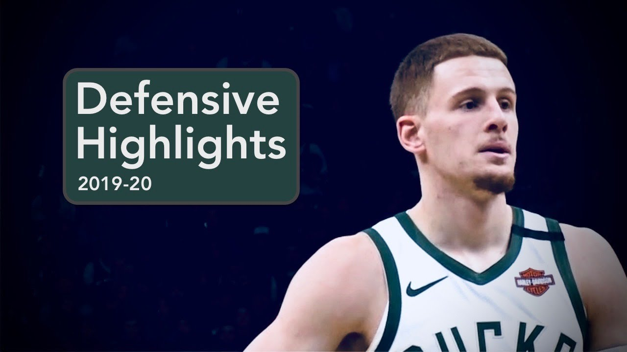 Donte DiVincenzo Defensive Highlights   2019-20