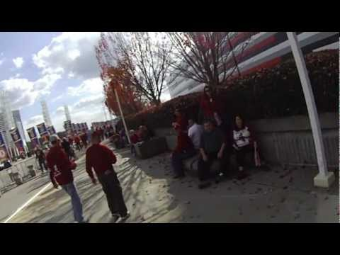 2012 SEC Championship Tailgating, Dec 01, 2012. Part 1