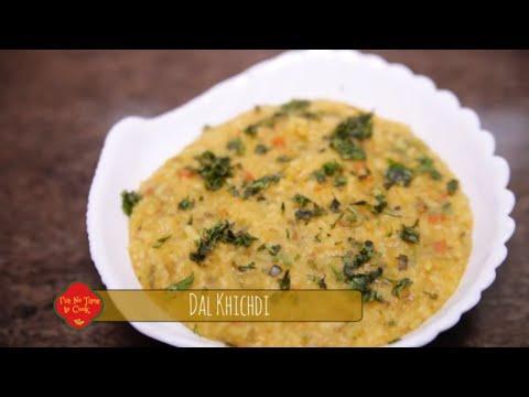 How To Make Dal Khichdi In A Pressure Cooker   Veena Gidwani