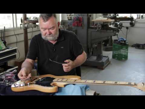 How to upgrade the pickups on your Fender bass guitar