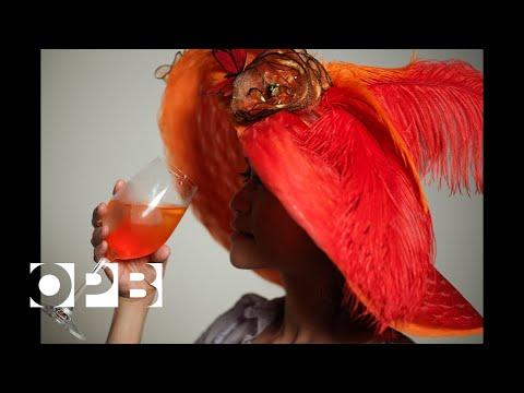 Kentucky Derby Drink & Hat: Embittered Spritz