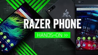 Razer Phone Hands-On: The Smartphone For Gamers