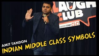 Indian Middle Class Symbols