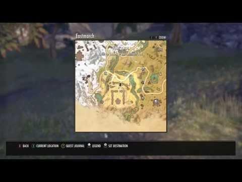 ESO Orichalcum Ingot Best Location..(Xbox One)