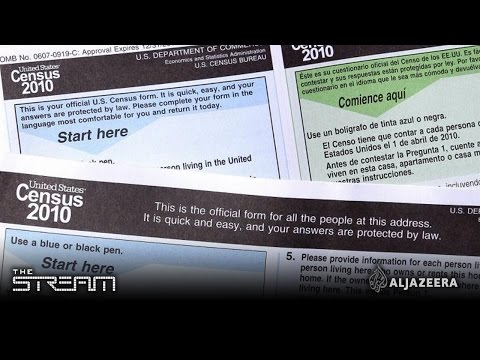 The Stream - US Census 2020: The importance of being counted