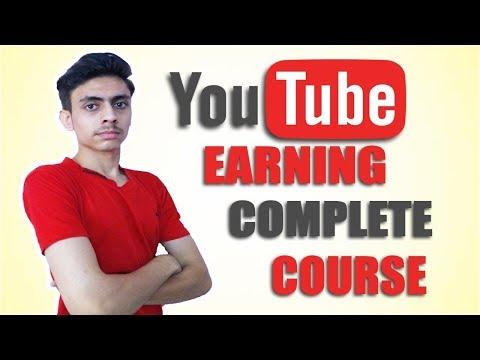 {Urdu/Hindi} How To Earn Money From YouTube - YouTube Training Tutorials 2018