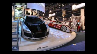 Audi R8 Compilation crash ABT tuning