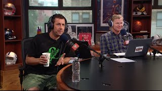 Adam Sandler on The Dan Patrick Show (Full Interview) 7/21/15