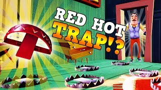 THE MISSING ITEM? & BEAR TRAP ROOM | Hello Neighbor (Hello Neighbor Alpha 4/Bear Trap The Neighbor)
