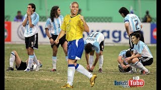 """The Night When """"Unfit"""" Ronaldo Single Handed Destroyed Argentina With Unforgettable Penalty Hattrick"""