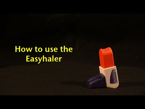 How to use the Easyhaler (2015 version)