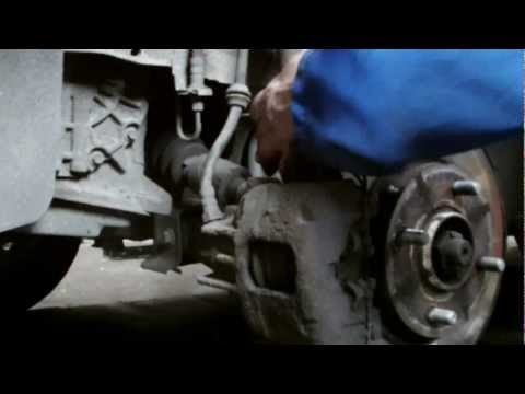 FORD FOCUS FRONT SHOCK REMOVAL, REFITTING
