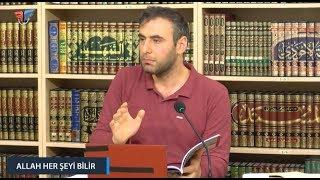 Allah Gaybı/Her Şeyi Bilir mi (Kader ve Ezeli Yazgı)