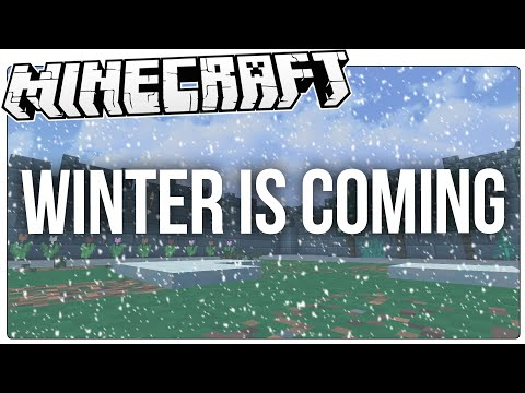 Minecraft | DON'T LET IT DIE!! | Winter Is Coming...