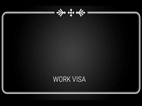Work visa in Canada , UK , America , Singapore , Paris all over contrary  wark for nenny