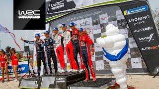 WRC 2019 : Half-time - WRC title fight