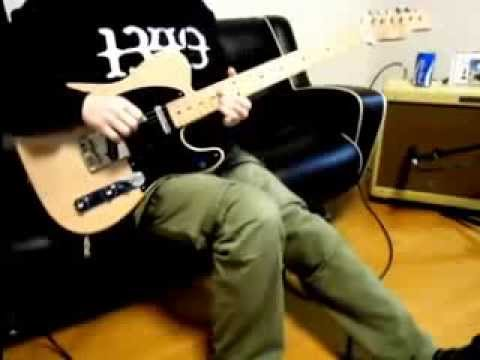 Stevie Ray Vaughan Life By The Drop on Guitar