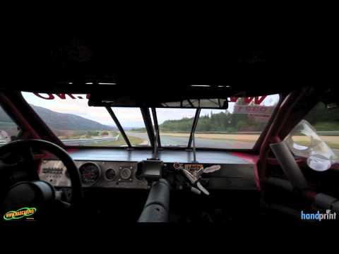 Inside a Nascar @ Arctic Circle Raceway