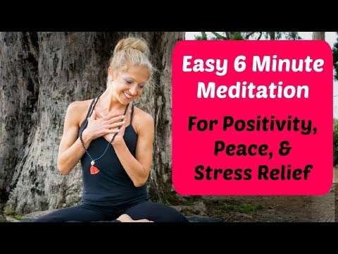 6 Minute Guided Deep Breathing Meditation. Calm Your Mind In Minutes.