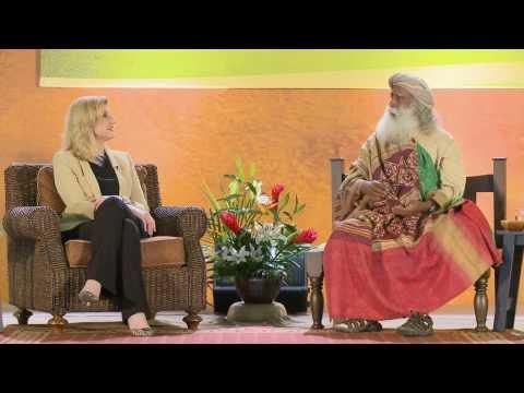 How to Control Stress - Sadhguru and Arianna Huffington