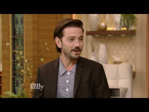 Diego Luna's Son Is Excited to See Him In