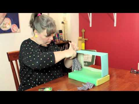 How to Make a Theater Out of a Shoebox : Cool & Functional Crafts